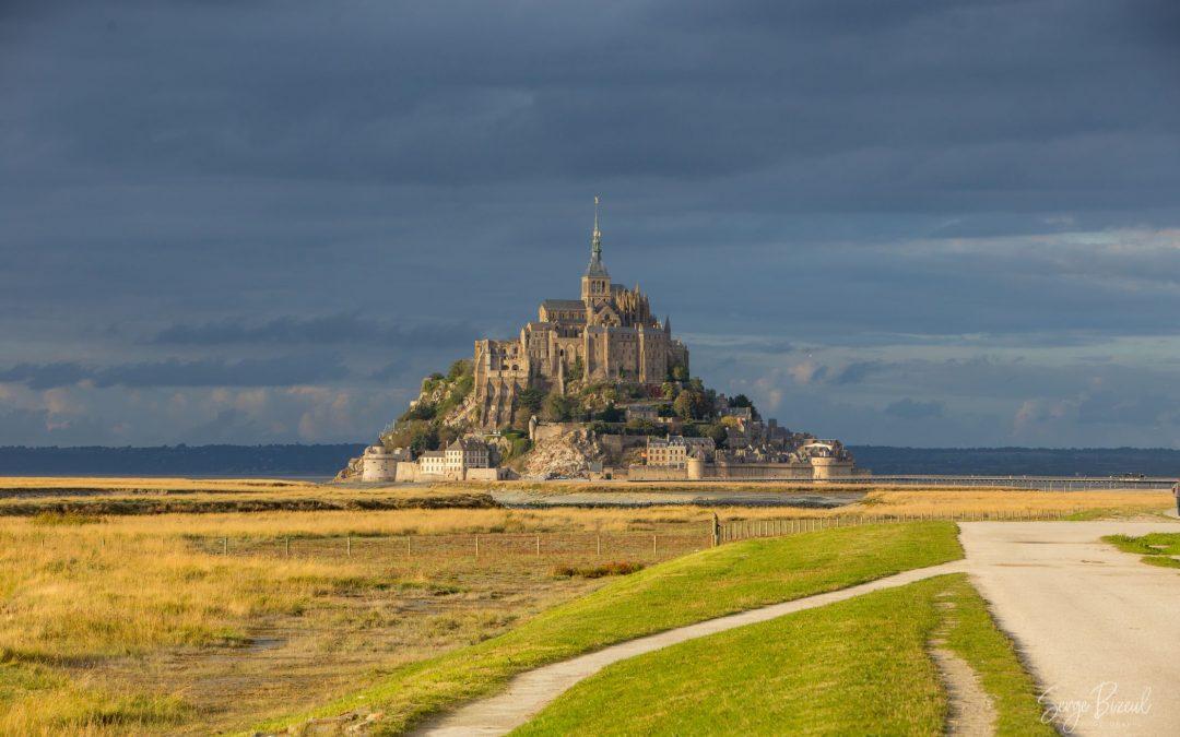 Le Mont Saint-Michel sous un autre angle