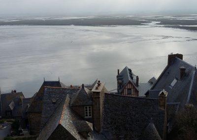 Randonnée dans la baie du Mont Saint-Michel©Gwénaëlle Lelièvre